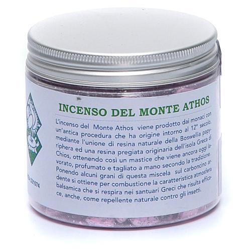 Incenso greco alla rosa monte Athos Monte Athos 120 gr 2