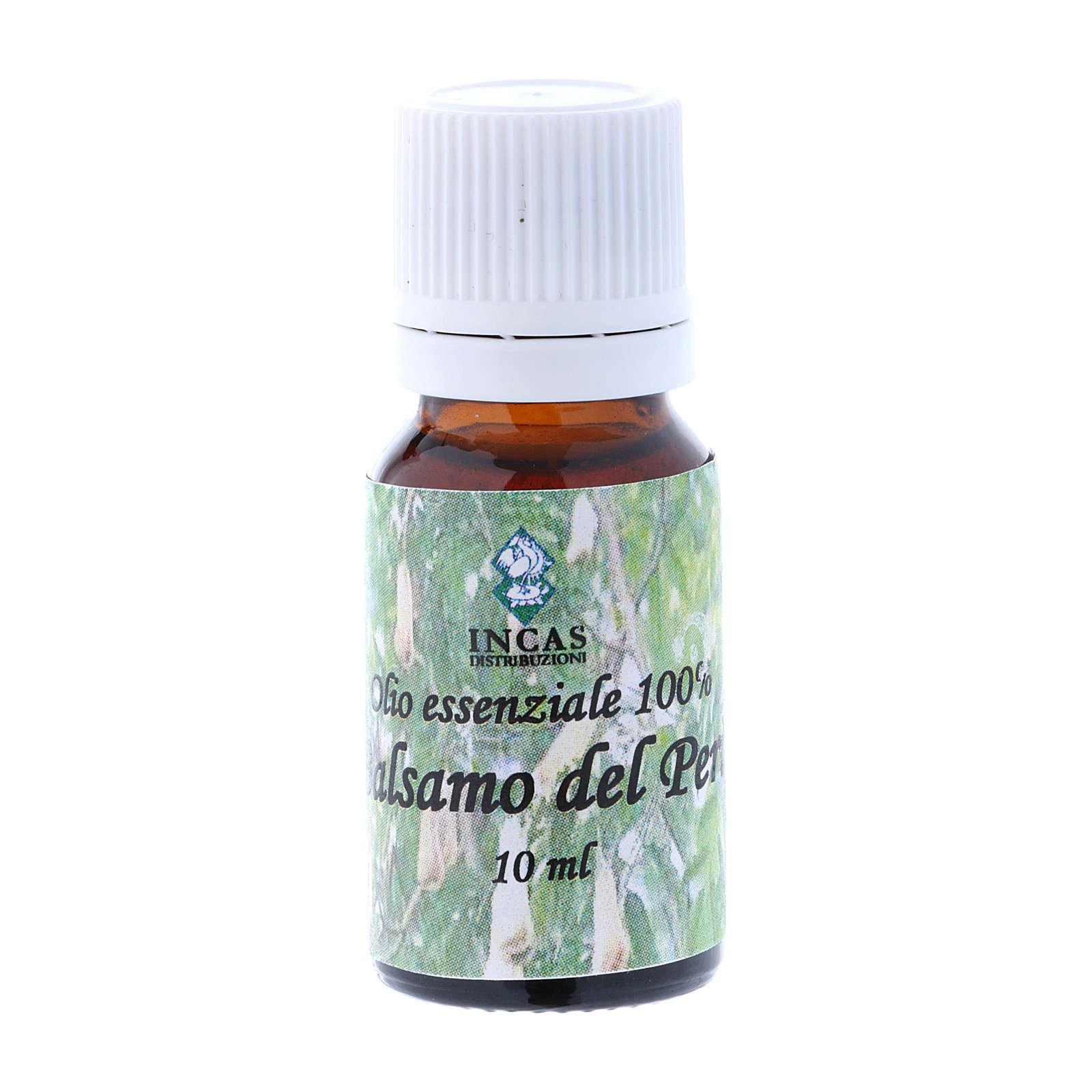 Aceite Esencial Balsámico del Perú 10 ml 3