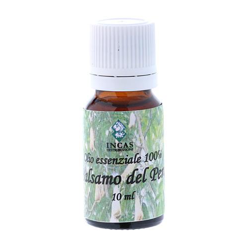 Aceite Esencial Balsámico del Perú 10 ml 1