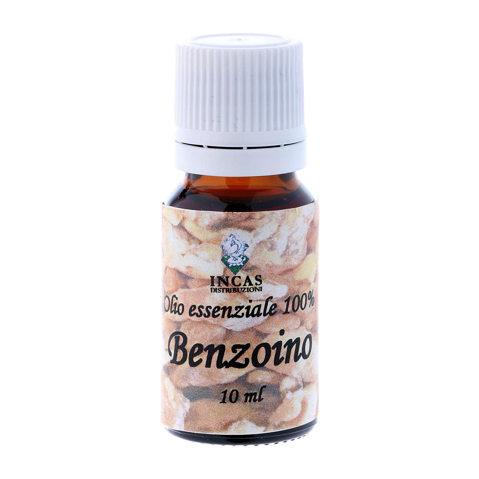 Olio Essenziale Benzoino 10 ml 3