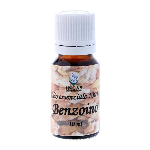 Olio Essenziale Benzoino 10 ml 1