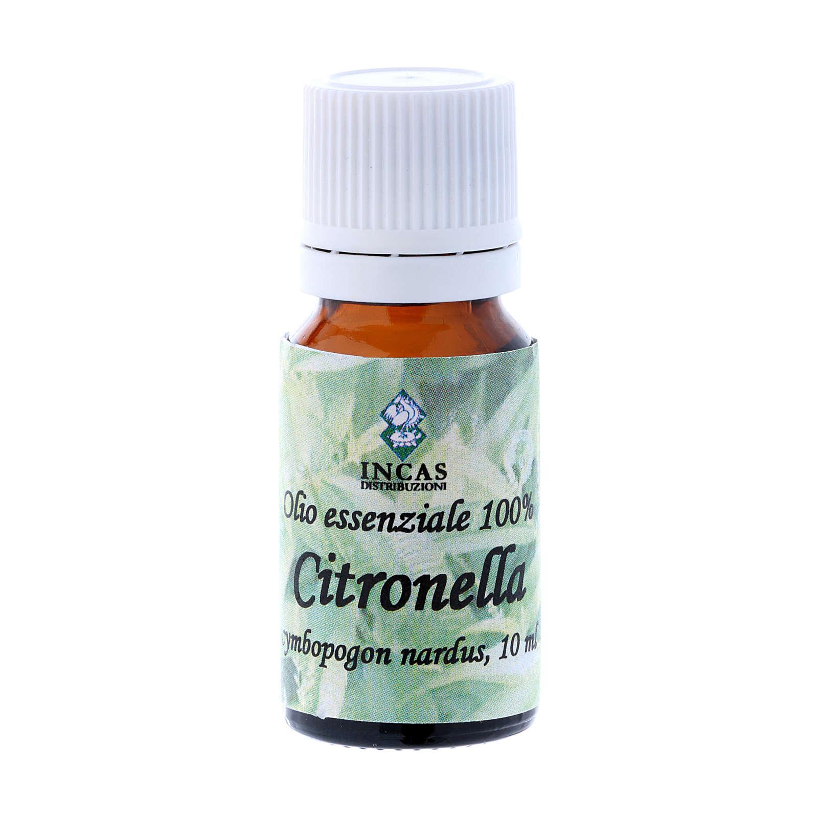 Olio Essenziale Citronella 10 ml 3