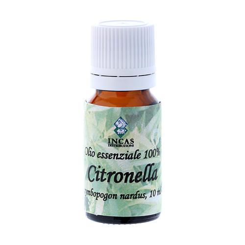 Olio Essenziale Citronella 10 ml 1