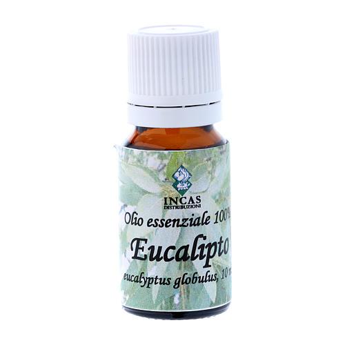 Olio Essenziale Eucalipto 10 ml 1