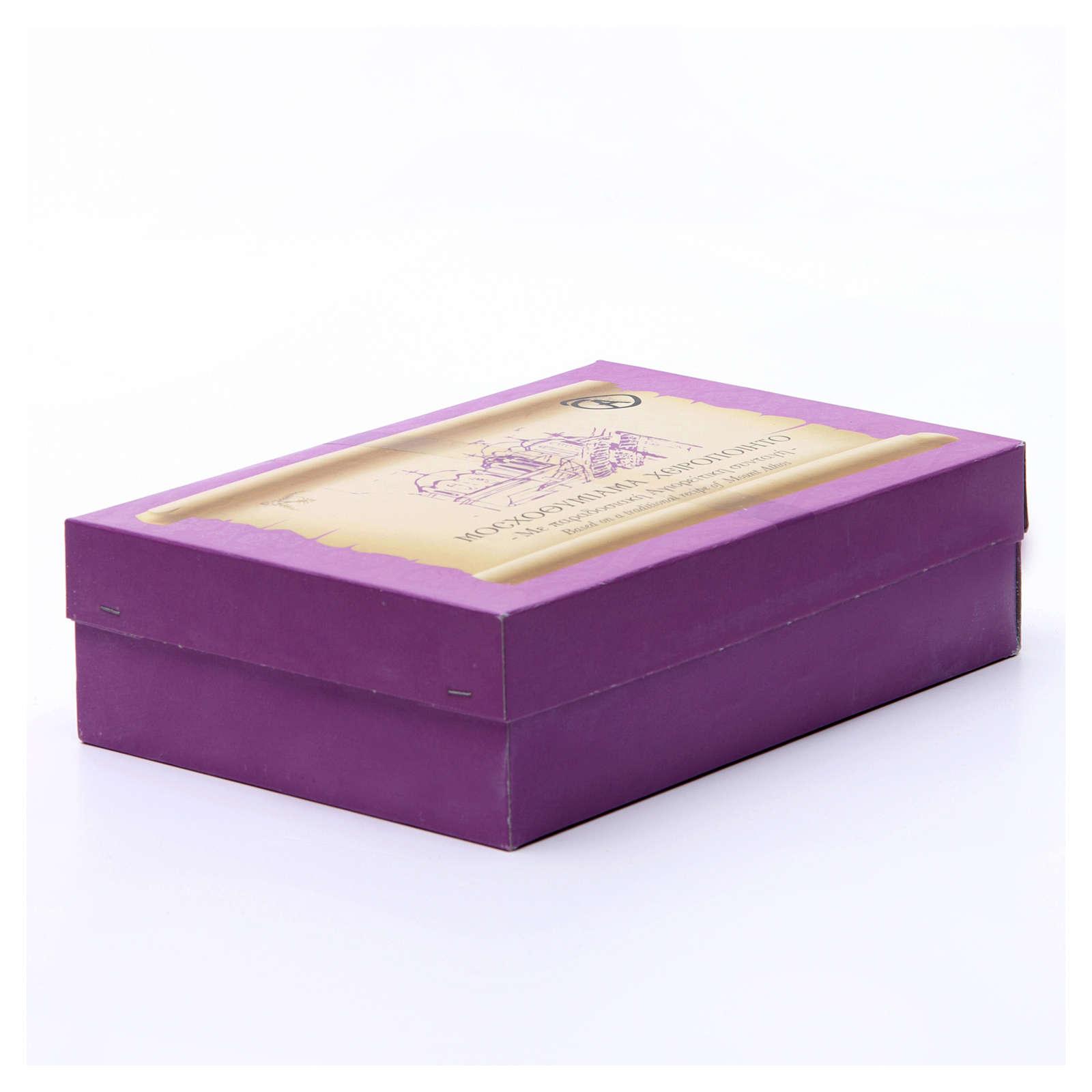 Amber Greek incense 1 kg 3