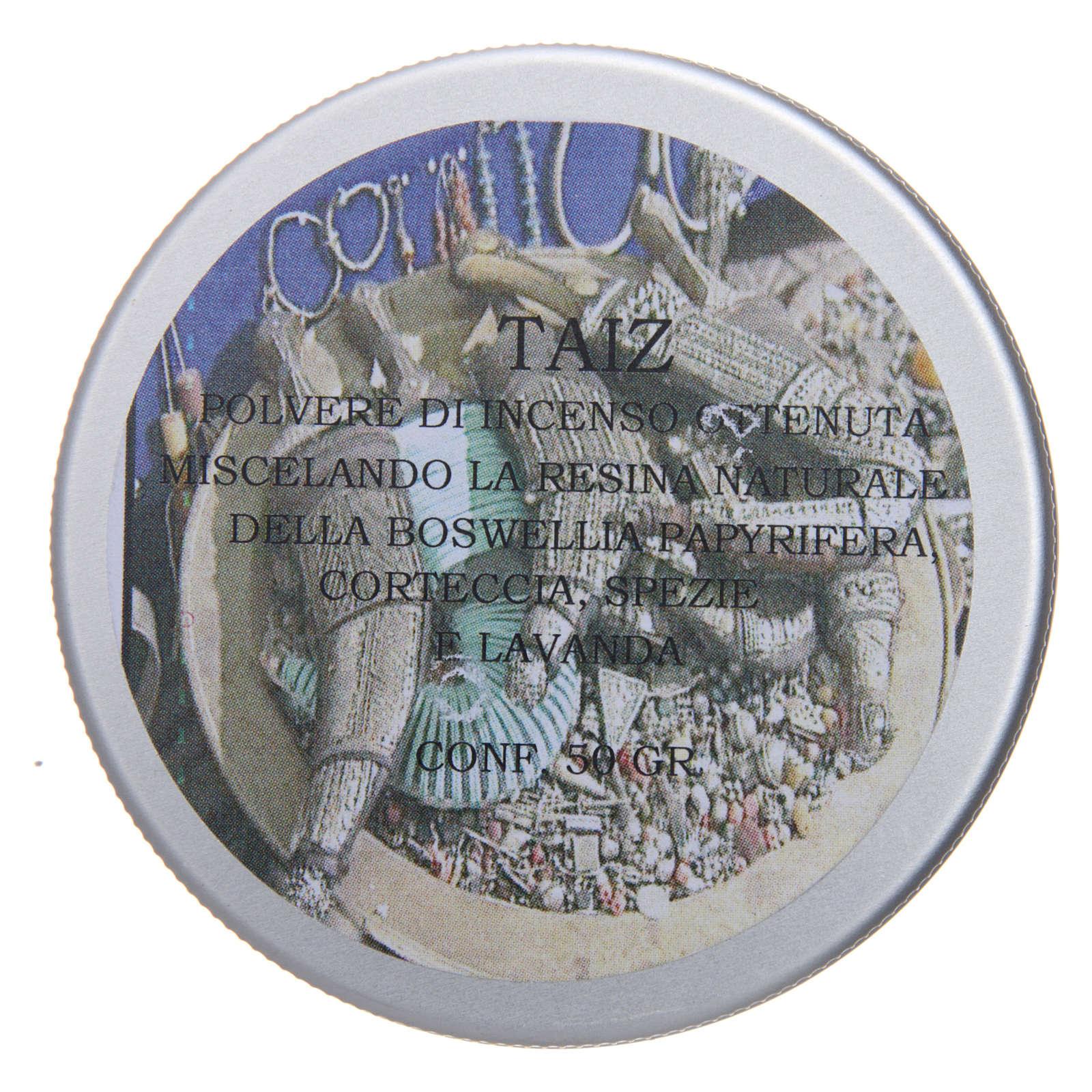Encens en poudre Taiz 50 gr 3