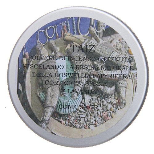 Encens en poudre Taiz 50 gr 2