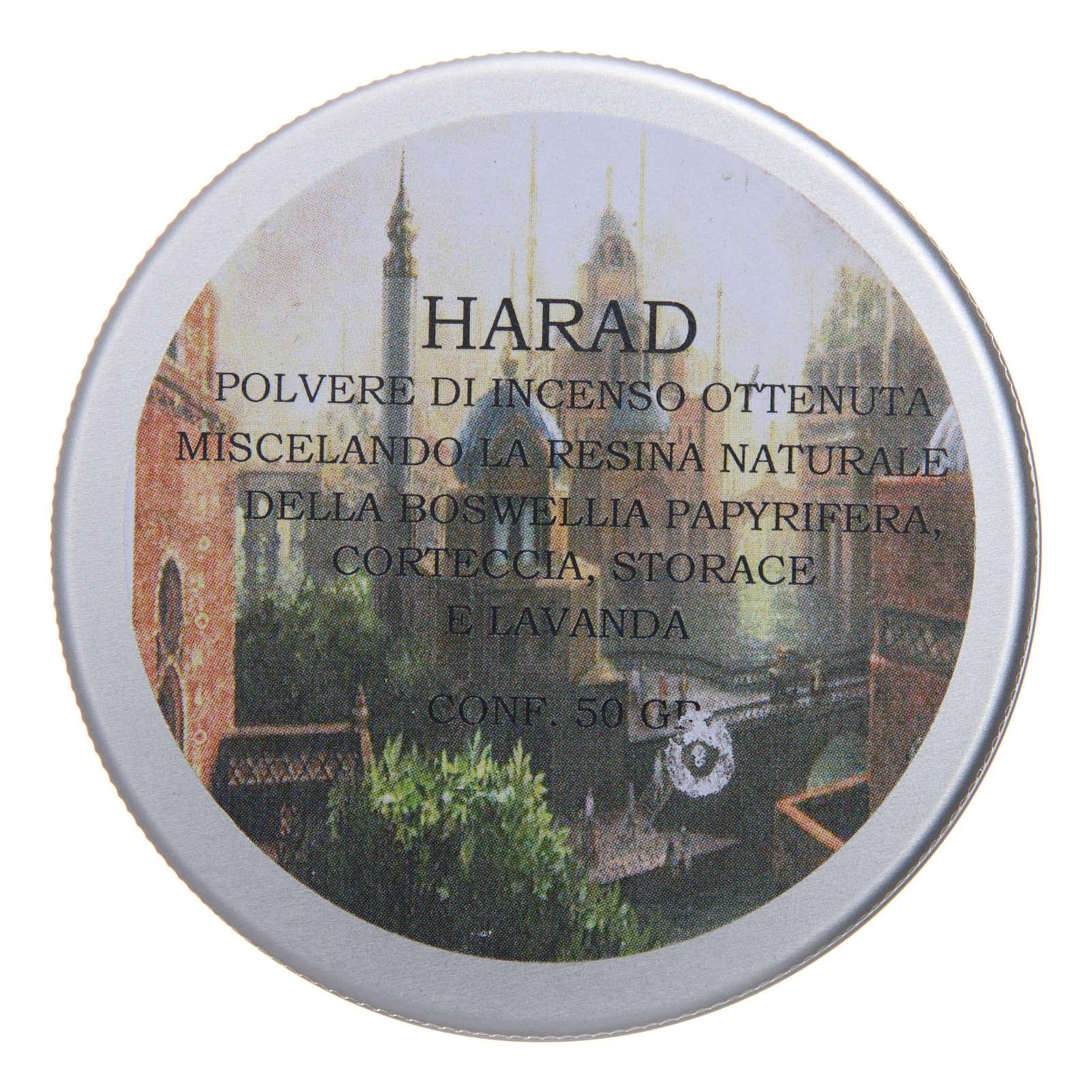 Encens en poudre Harad 50 gr 3