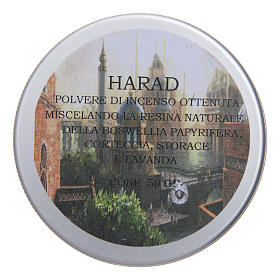 Incenso in polvere Harad 50 gr s2