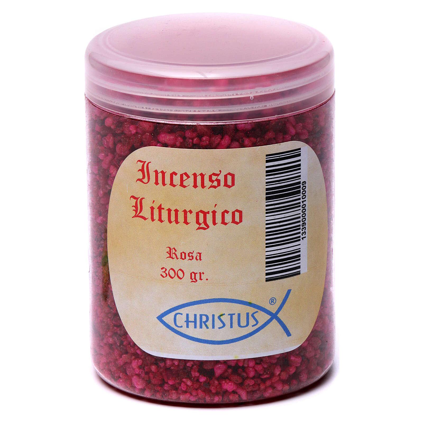Incienso Litúrgico Rosa 300 g 3