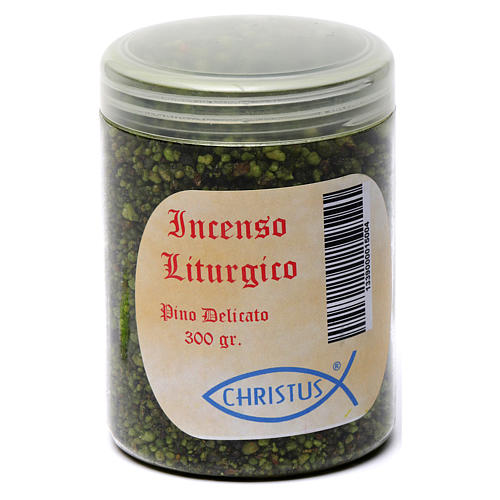Liturgical incense delicate Pine 300g 2