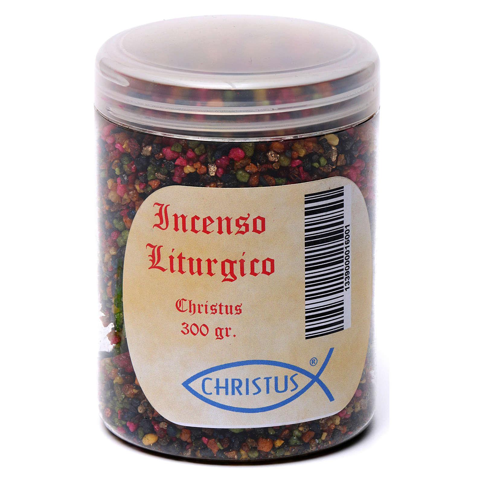 Liturgical incense Christus 300g 3
