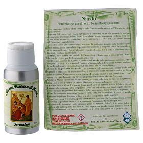Aceite con esencia de Nardo 80 ml s2