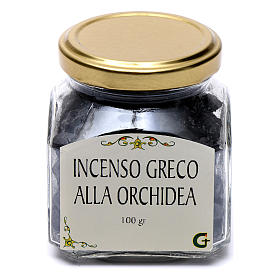 Greek incense orchid aroma 100 gr Mount Athos s2