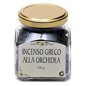 Encens grec à l'orchidée 100 gr Mont Athos s2