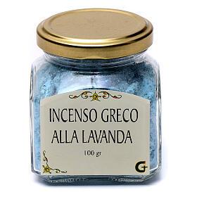 Incienso griego lavanda 100 gr Monte Athos s2