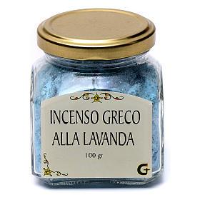 Incenso grego de lavanda 100 g Monte Athos s2
