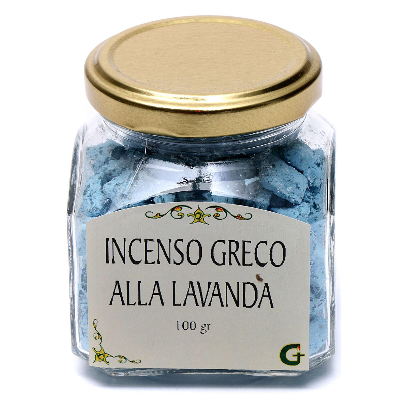 Incienso griego canela 100 gr Monte Athos 3