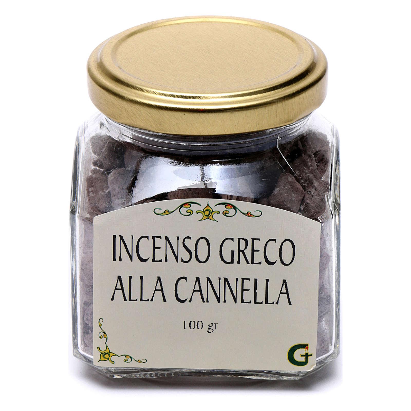 Incenso greco alla cannella 100 gr Monte Athos 3