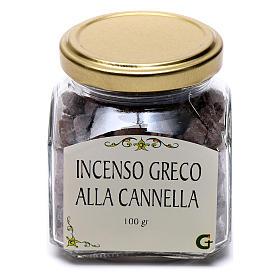 Incenso greco alla cannella 100 gr Monte Athos s2