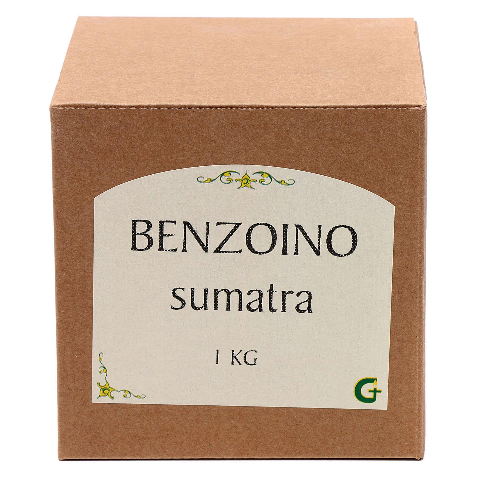 Benzoin Sumatra 1 kg 3