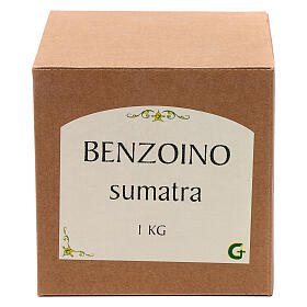 Benzoin Sumatra 1 kg s2