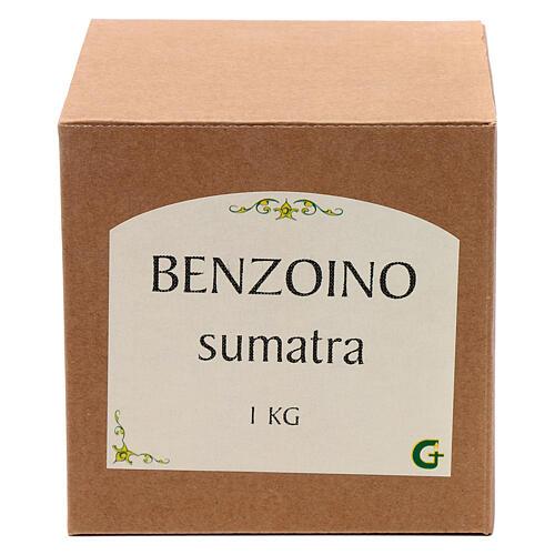 Benzoin Sumatra 1 kg 2