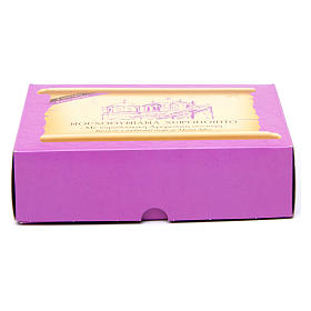 Carnation-scented Greek incense 1 kg s2