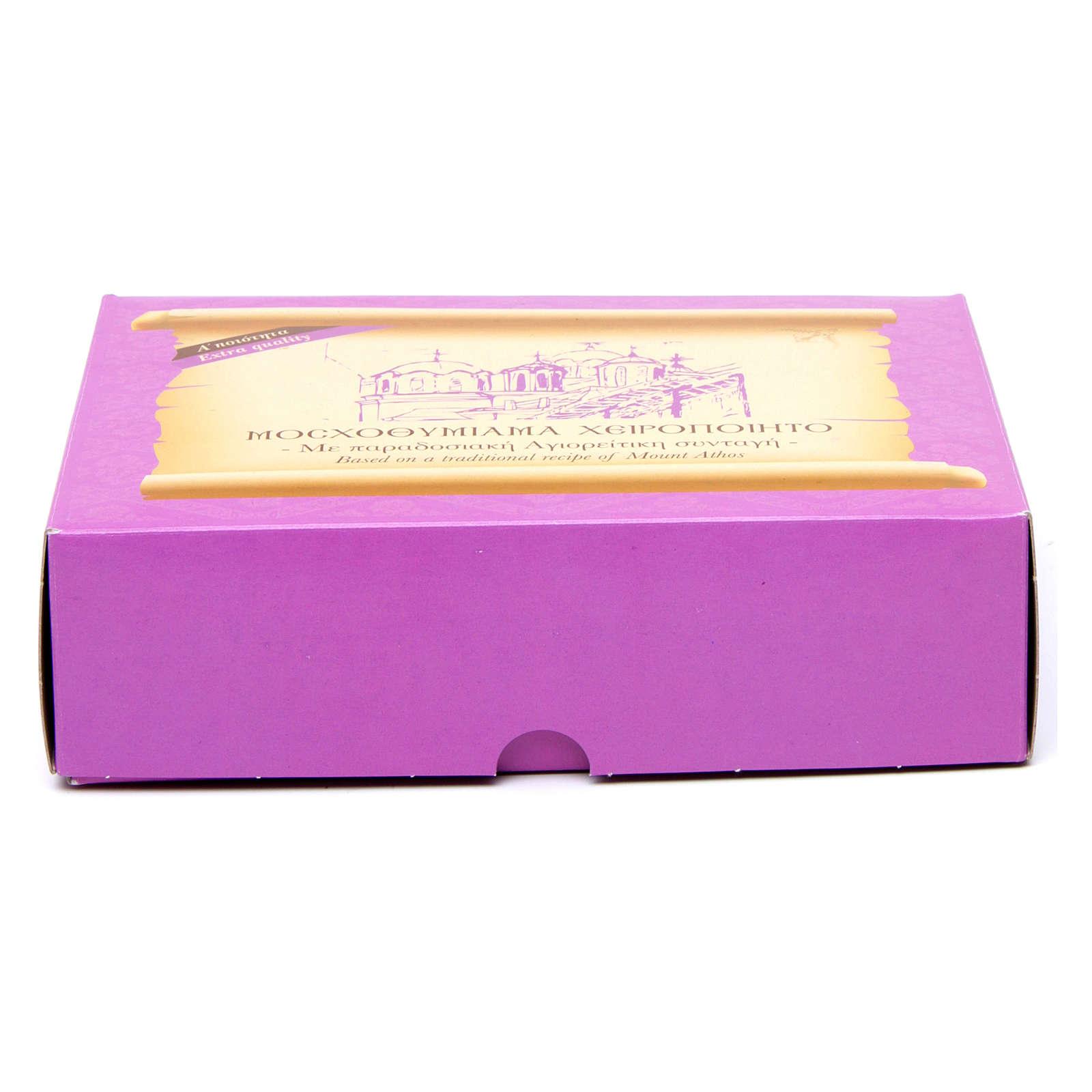 Poppy-scented Greek incense 1 kg 3