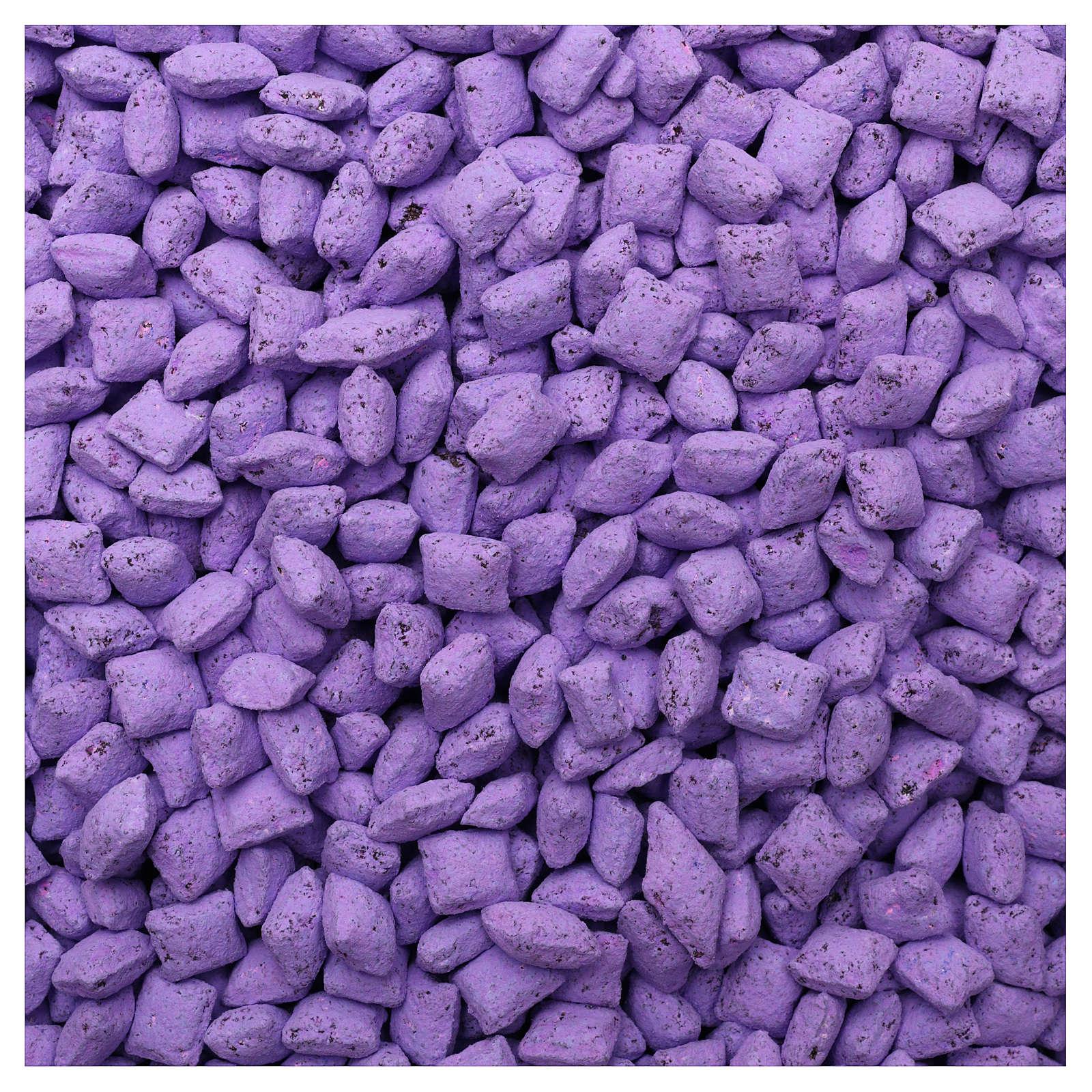 Encens liturgique grec Violette 1 kg 3