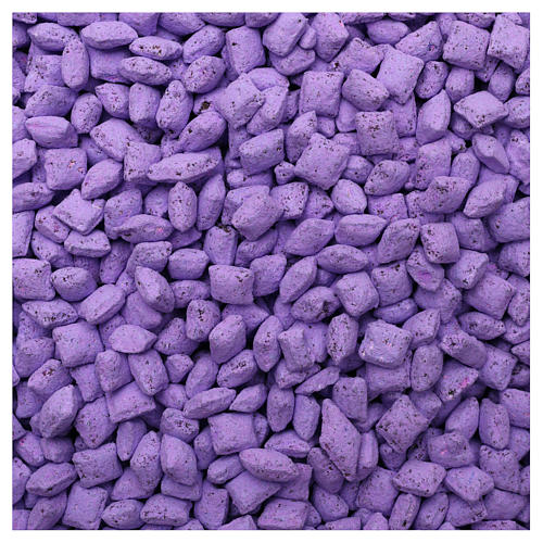 Incenso liturgico greco Violette 1 kg 1