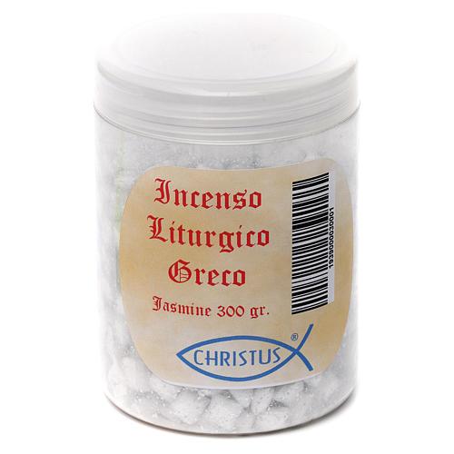 Incenso liturgico Greco 300 gr Jasmine 2