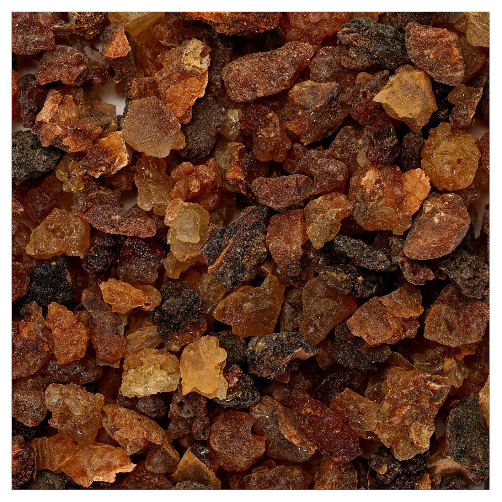 Weihrauch, parfümiert mit Myrrhenduft 1 kg 3