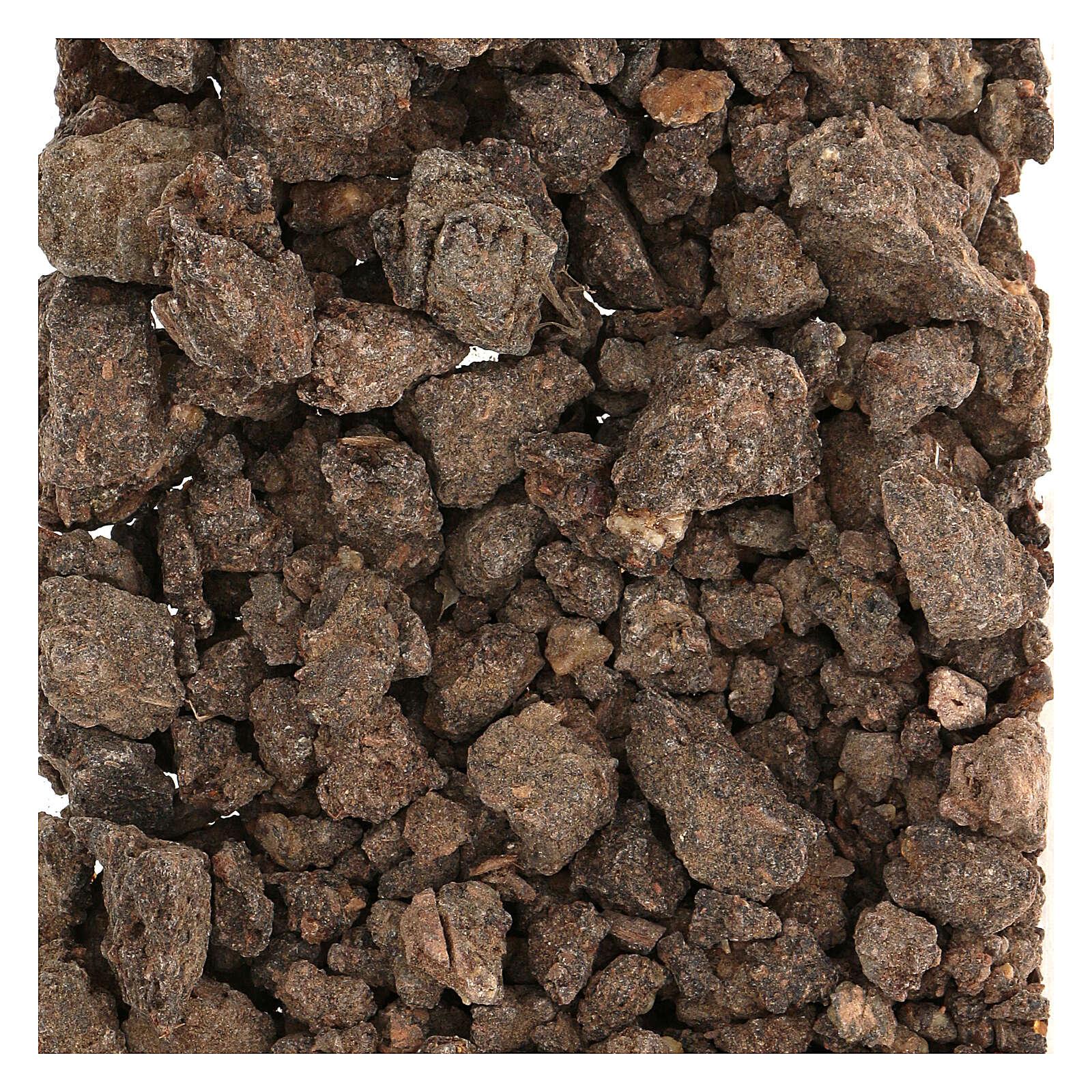 Benzoin Black incense, 1 kg 3