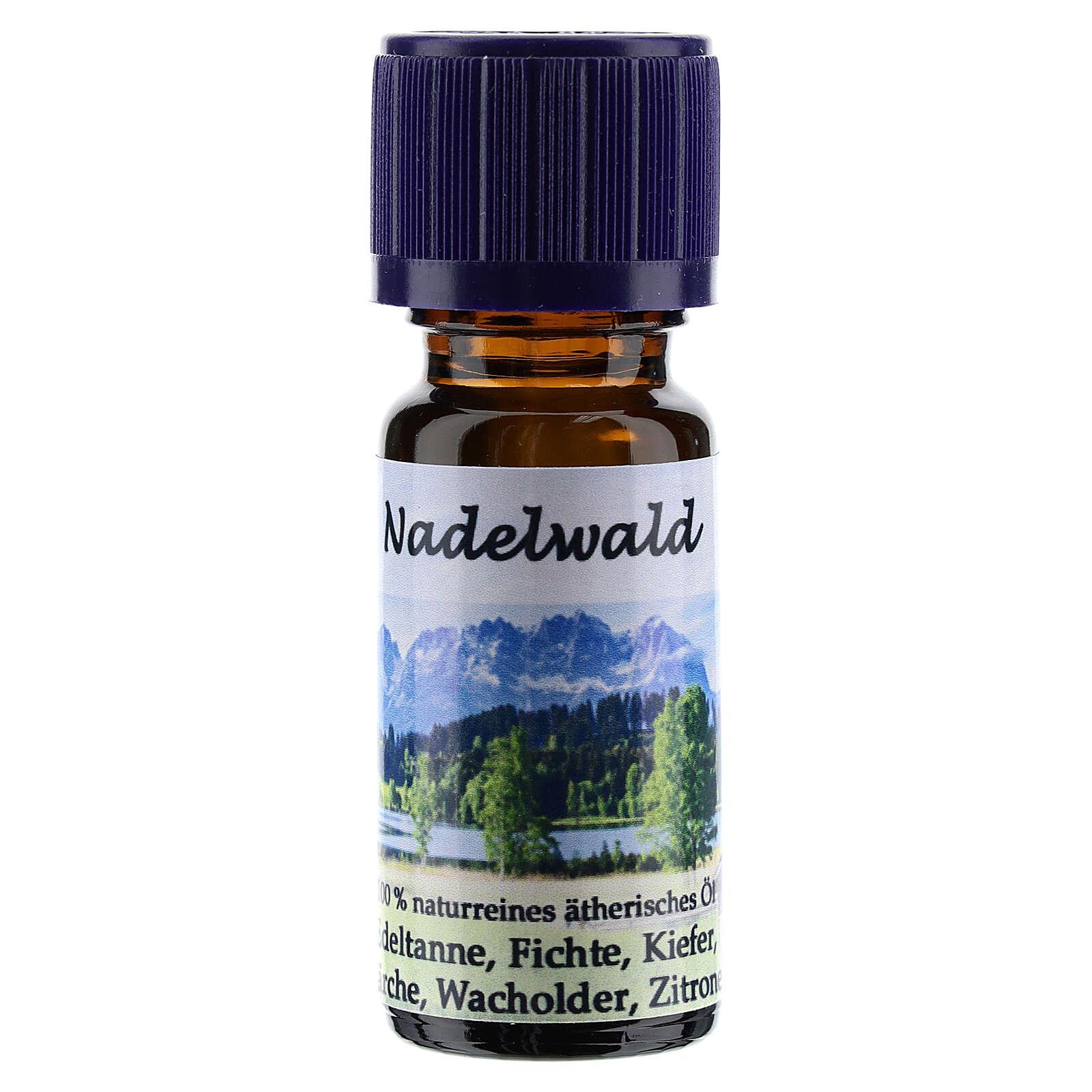 Olio Essenziale Foresta di Conifere 10 ml 3