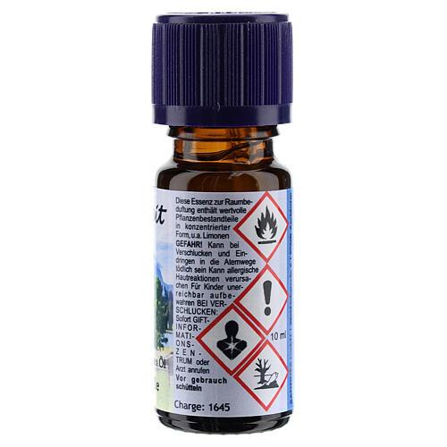 Olio essenziale Mandarino e Vaniglia 10 ml 2