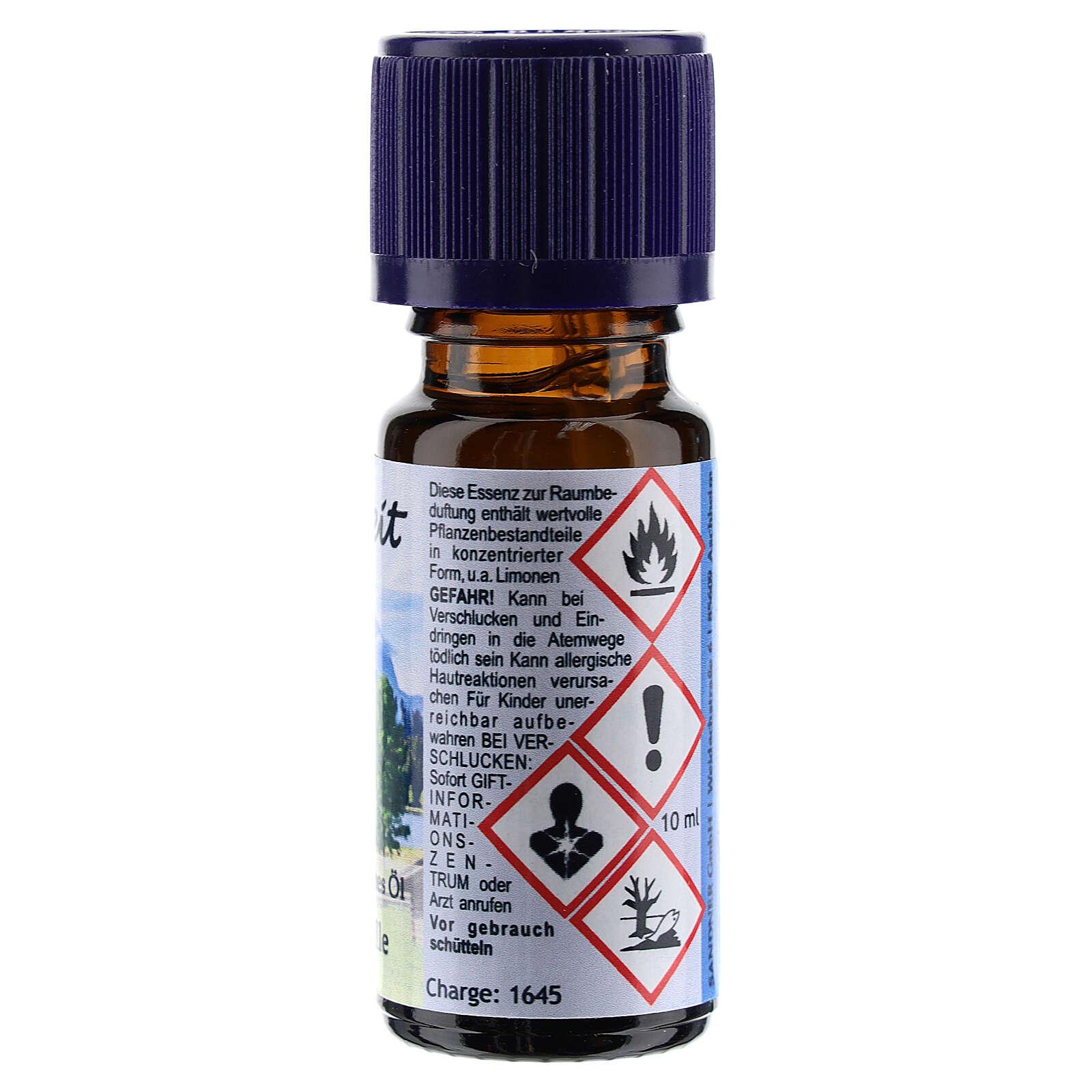 Essential oil Mandarin and Vanilla 10 ml 3