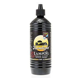 Lampenöle oder Flüssigwachs: Füssigwachs Lampoil 1 Liter