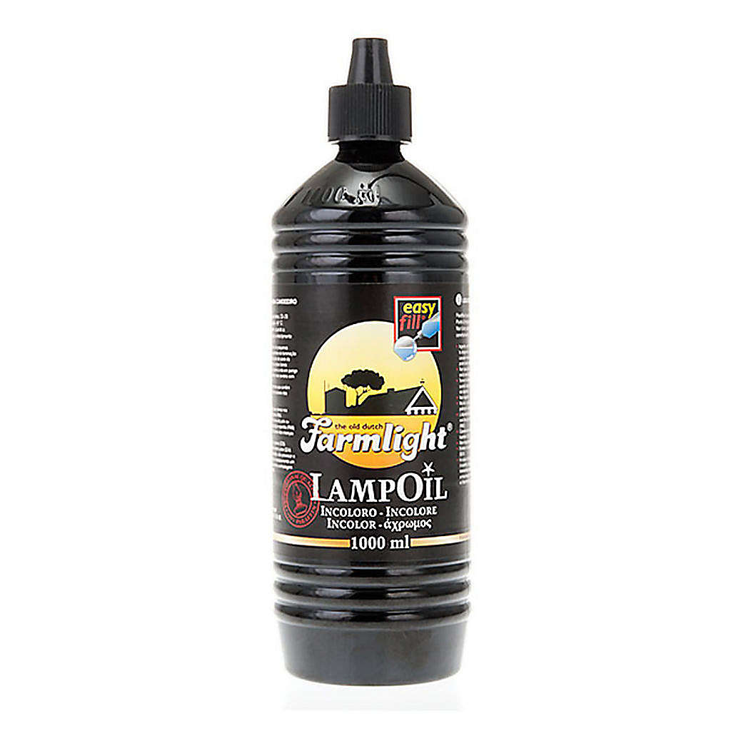 Lampoil liquid wax 1 litre 3