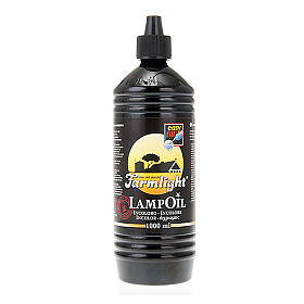 Lampoil liquid wax 1 litre s1