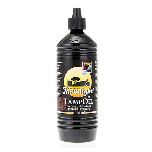 Huile de Paraffine Lampoil, 1 litre 1