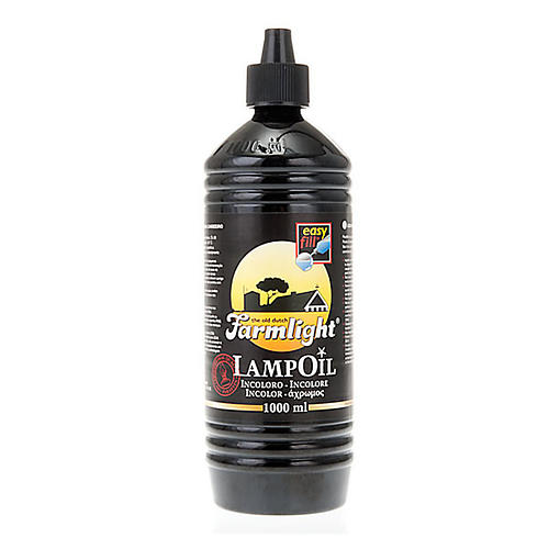 Lamp oil liquid wax 1 litre 1