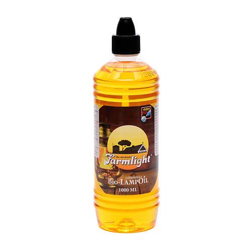 Flüssigwachs, Bio-Lampoil Citronella, 1 Liter 1