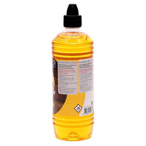 Cera liquida vegetale Citrolamp 1 litro 2