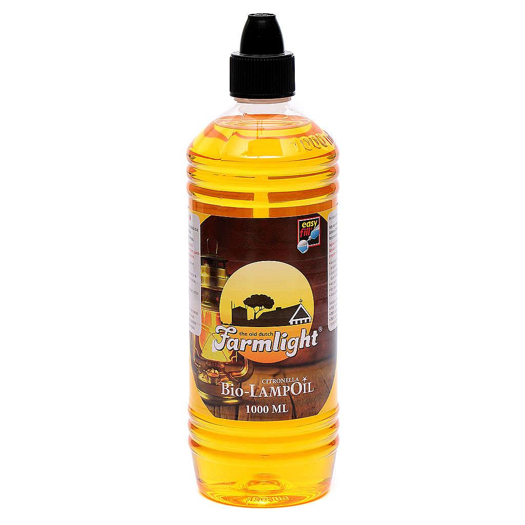 Citrolamp vegetal liquid wax 1 litre 3