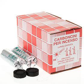 Carbones para incensarios 1 hora s1