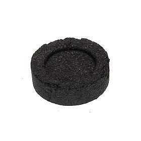 Saint Jorge charcoals, 3 cm diameter s2