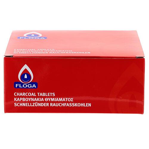 Carboncini da incenso 33 mm 100 pz 1