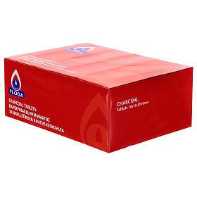 Carboncillos incienso 40 mm caja de 100 piezas s3