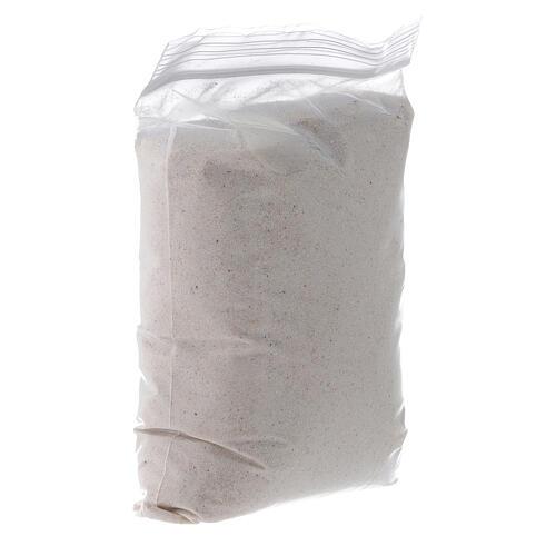 Sabbia per bruciaincenso confezione 1 kg 2